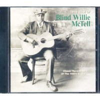 Blind Willie Mctell - The Best Of (Classic Recordings 1920'S 30'S) Cd