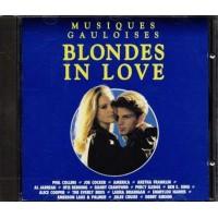 Blondes In Love - Joe Cocker/Julee Cruise/Emerson Lake Palmer Cd