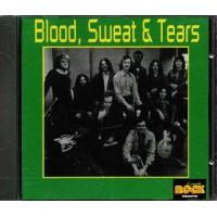 Blood, Sweat & Tears - Il Grande Rock Italy Promo Press Cd