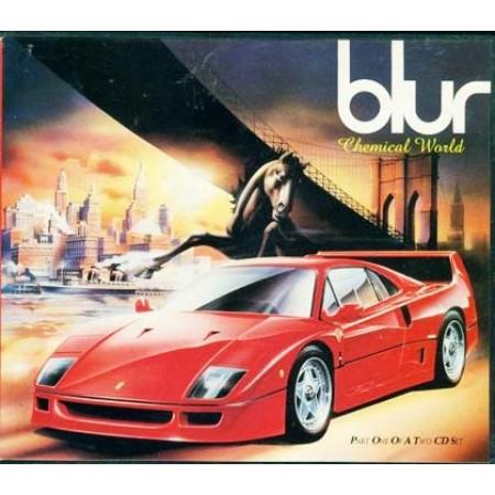 Blur - Chemical World Part 2 Digipack Cd
