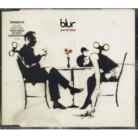 Blur - Out Of Time Cd