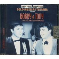 Bobby Solo E Little Tony - La Storia Continua Cd
