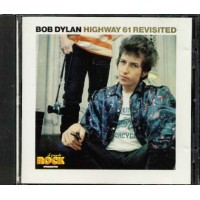 Bob Dylan - Highway 61 Revisited Italy Press Cd