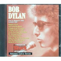 Bob Dylan - Live In Newport 1965 In London 1966 Cd
