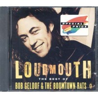Bob Geldof - Loudmouth The Best Of (Boomtown Rats) Cd