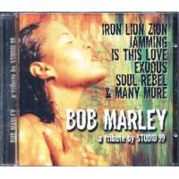 Bob Marley - A Tribute By Studio 99 Cd