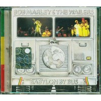 Bob Marley & The Wailers - Babylon Bus Ed Cd