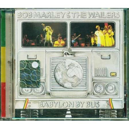 Bob Marley & The Wailers - Babylon Bus Ed Cd