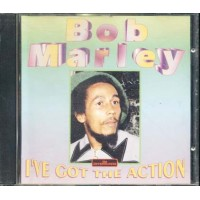 Bob Marley - I'Ve Got The Action Cd