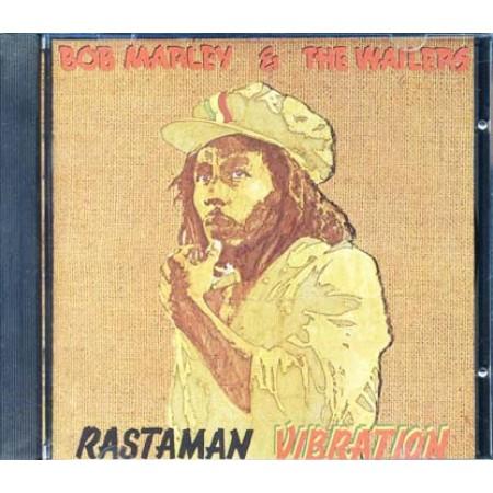 Bob Marley & The Wailers - Rastaman Vibration Cd
