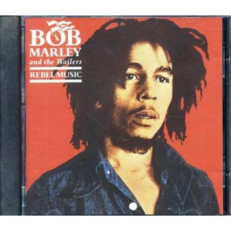 Bob Marley & The Wailers - Rebel Music Cd