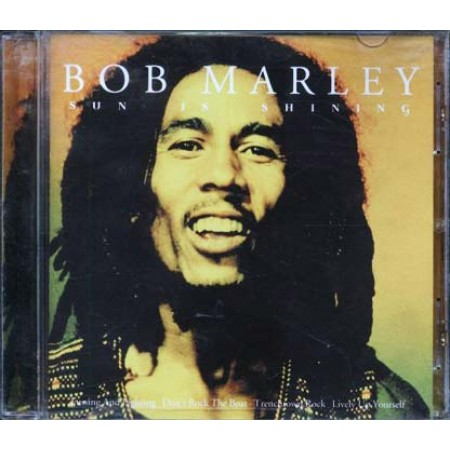 Bob Marley - Sun Is Shining Cd