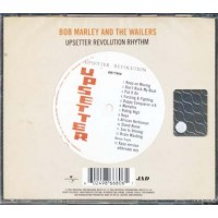 Bob Marley & The Wailers - Upsetter Revolution Rhythm Cd