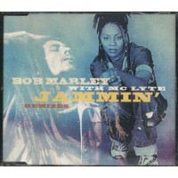 Bob Marley With Mc Lyte - Jammin' Remixes Cd