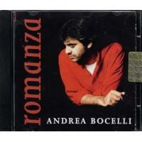 Andrea Bocelli - Romanza Cd