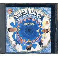 Bo Diddley/Muddy Waters/Little Walter Join Forces - Superblues Cd