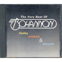 Bohannon - The Very Best Of (Maceo Parker) Rhino Cd