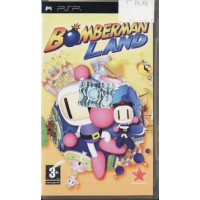 Bomberman Land 1 Stampa Psp