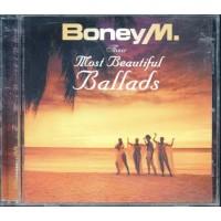 Boney M - The Most Beautiful Ballads Cd