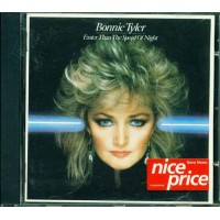 Bonnie Tyler - Faster Than The Speed Of Night Cd