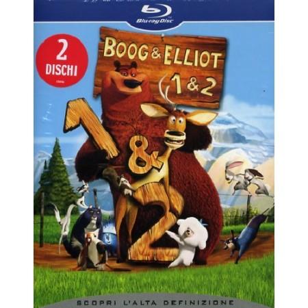 Boog & Elliot Combo (A Caccia Di Amici/2) Blu Ray