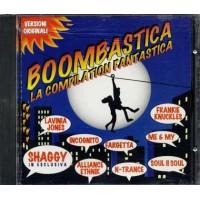 Boombastica - Shaggy/Ini Kamoze/Soul Ii Soul/Fargetta Cd