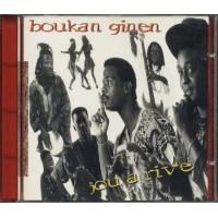 Boukan Ginen - Jou A Rive Cd
