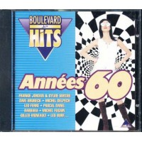 Boulevard Des Hits Annees 60 - Bardot/Georgie Fame Cd