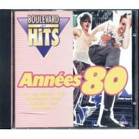 Boulevard Des Hits Annees 80 - Toto/Europe Cd