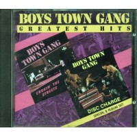 Boys Town Gang - Greatest Hits Cd