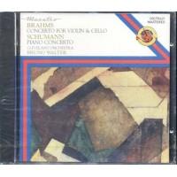 Brahms - Violin Concerto (Cbs Odyssey Stern) Cd