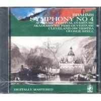 Brahms - Symphony N. 4 (Cbs Odyssey) Cd