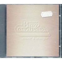 Brass Construction - Movin' & Changin'/The Best Of Cd