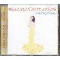 Brazilian Love Affair - Uma Brasileira Cd