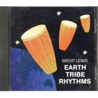Brent Lewis - Earth Tribe Rhythms Cd