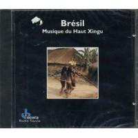 Bresil - Musique Du Haut Xingu Cd