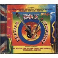 British Rock Symphony - Alice Cooper/Roger Daltrey/Beatles/Rolling Stones cd