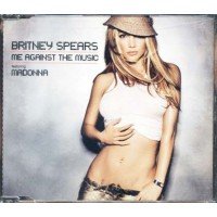 Britney Spears - Me Against The Music Feat Madonna Cd