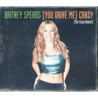 Britney Spears - You Drive Me Crazy The Stop Remix Cd