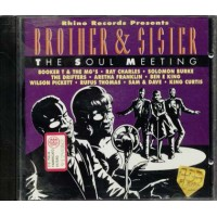 Brother And Sister - Ray Charles/Ben E King Cd