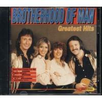 Brotherhood Of Man - Greatest Hits Cd