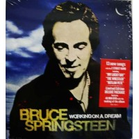 Bruce Springsteen - Working On A Dream Limited Cd + Dvd Cd