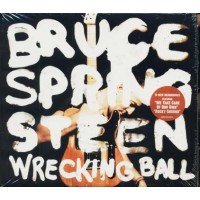 Bruce Springsteen - Wrecking Ball Digipack Cd