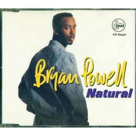 Bryan Powell - Natural Cd
