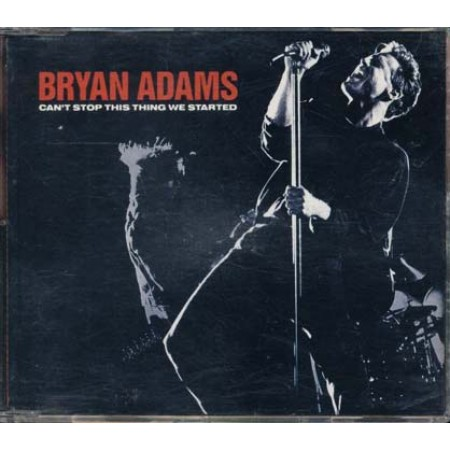 Bryan Adams - Can'T Stop This Thing We Started Cd