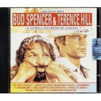 Bud Spencer & Terence Hill Oliver Onions Greatest Hits Cd