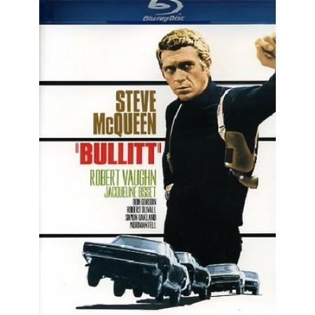 Bullitt - Steve Mcqueen Blu Ray
