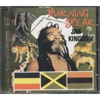 Burning Spear - Jah Kingdom Cd