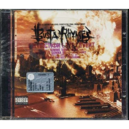 Busta Rhymes - Extinction Level Event The Final World Front Cd