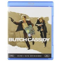 Butch Cassidy - Paul Newman/Robert Redford Blu Ray